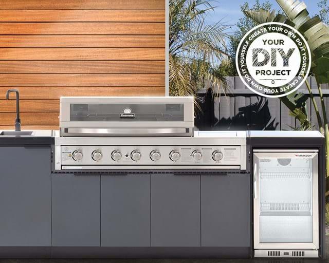 Alfresco Outdoor Kitchen, Weatherproof Outdoor Kitchen Cabinets Perth