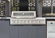 alfresco plus outdoor kitchen pick colour